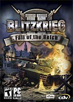 Blitzkrieg 2: Fall of the Reich box art