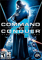 Command & Conquer 4: Tiberian Twilight box art