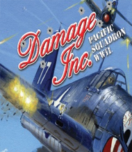 Damage Inc: Pacific Squadron Box Art