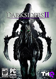 Darksiders II Box Art