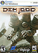 Demigod box art