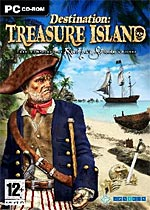 Destination: Treasure Island box art