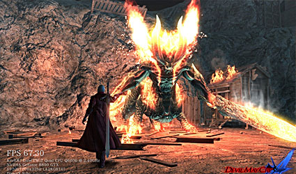 Devil May Cry 4 screenshot