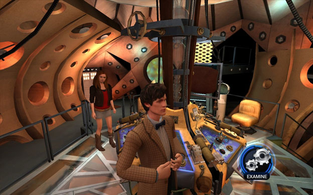 Doctor Who: The Adventure Games: Episodes 3 & 4 Screenshot