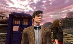Doctor Who: The Adventure Games: Episodes 1 & 2: City of the Daleks and Blood of the Cybermen screenshot