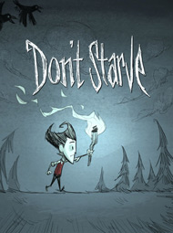 Don't Starve Box Art