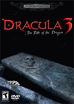 Dracula 3: Path of the Dragon box art