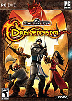 Drakensang: The Dark Eye box art
