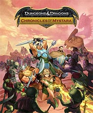 Dungeons & Dragons: Chronicles of Mystara Box Art