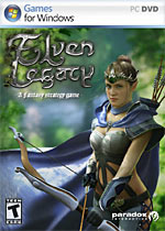 Elven Legacy box art