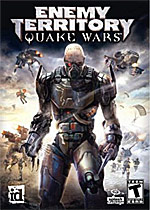 Enemy Territory: Quake Wars box art