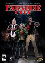 Escape from Paradise City box art