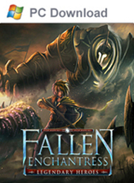 Fallen Enchantress: Legendary Heroes Box Art