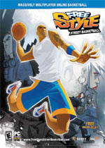 Freestyle Street Basketball box art