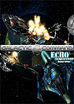 Galactic Command: Echo Squad SE box art