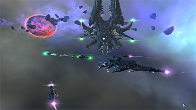 Genesis Rising: The Universal Crusade screenshot