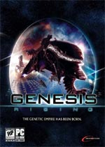 Genesis Rising: The Universal Crusade box art