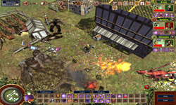 Hinterland: Orc Lords screenshot