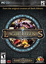 League of Legends box art