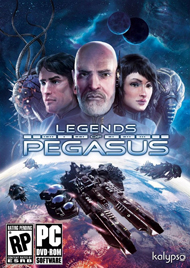 Legends of Pegasus Box Art