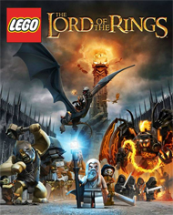 LEGO The Lord of the Rings Box Art
