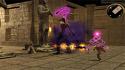 Loki: Heroes of Mythology screenshot