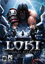 Loki: Heroes of Mythology box art