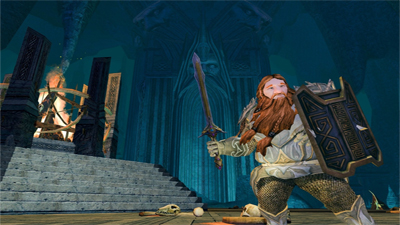 The Lord of the Rings Online: Mines of Moria screenshot