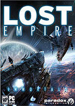 Lost Empire: Immortals box art