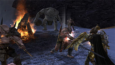 The Lord of the Rings Online: The Shadows of Angmar screenshot