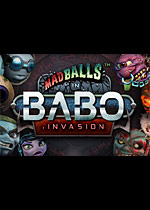 Madballs in... Babo: Invasion box art