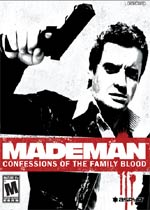 MadeMan: Confessions of the Family Blood box art