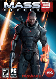 Mass Effect 3: Citadel Box Art
