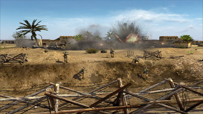 Men of War screenshot