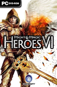 Might & Magic: Heroes VI Box Art
