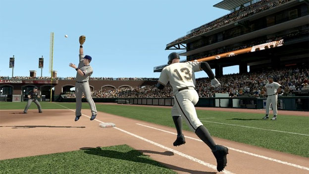 Major League Baseball 2K11 Screenshot