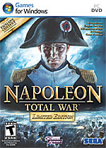 Napoleon: Total War box art