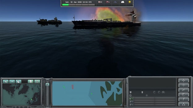 Naval War: Arctic Circle Screenshot