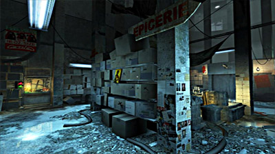 Nikopol: Secrets of the Immortals screenshot