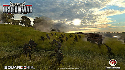 Order of War screenshot