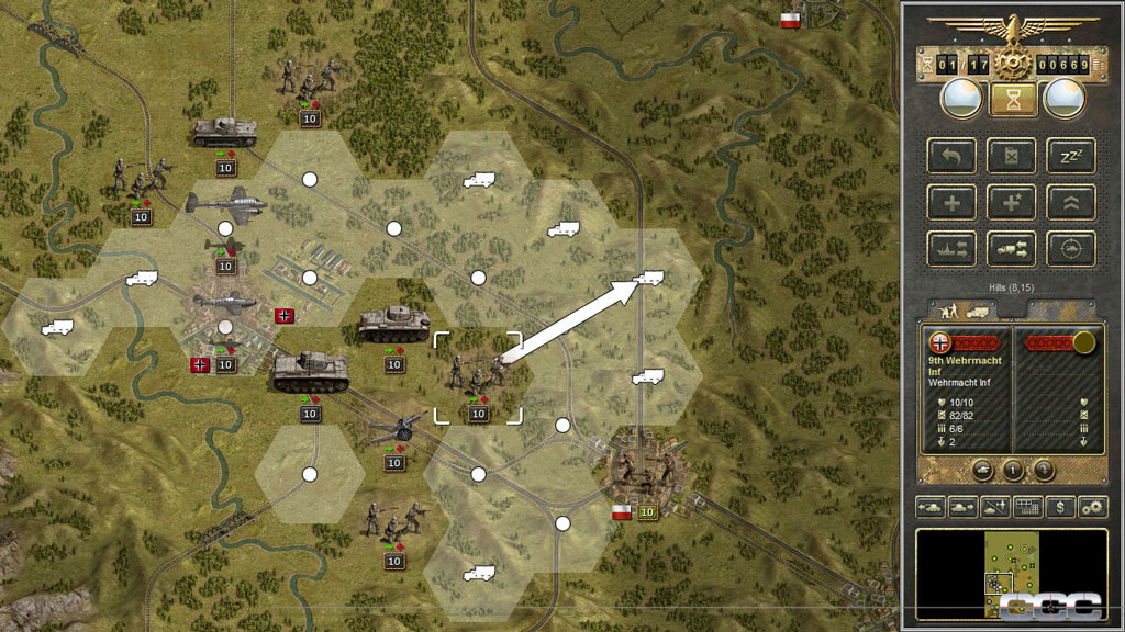 Panzer Corps image