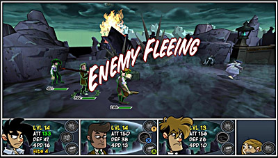 Penny Arcade Adventures: On the Rain-Slick Precipice of Darkness: Episode Two screenshot