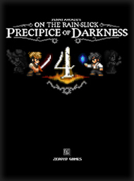 Penny Arcade's On the Rain-Slicked Precipice of Darkness 4 Box Art
