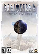 Perimeter II: New Earth   box art