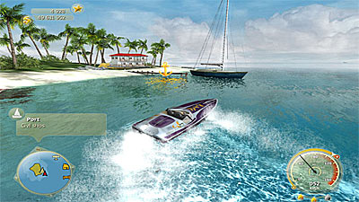 Powerboat GT screenshot