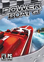 Powerboat GT box art