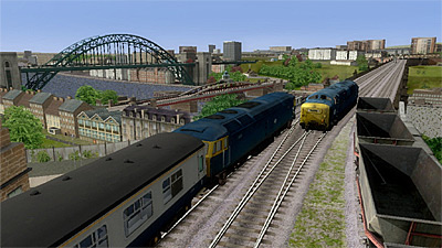 Rail Simulator screenshot
