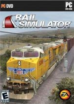 Rail Simulator box art