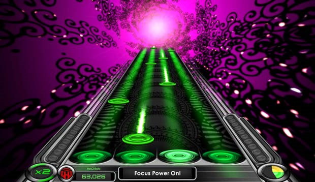 Rhythm Zone Screenshot