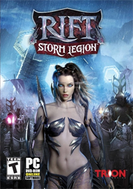 RIFT: Storm Legion Box Art